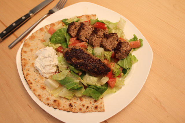 Lamb and Beef Kofte | Prepd