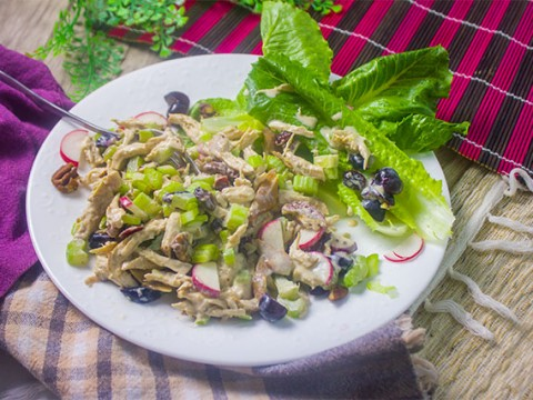 Svelt Chicken Salad