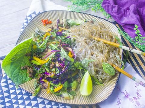 Sticky Thai Beef